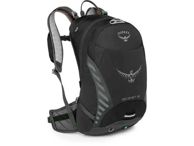 Osprey Escapist 18 Rygsæk M/L sort (2019) | Travel bags